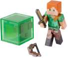 Minecraft: Overworld - Figure Alex