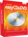 Roxio Easy CD and DVD Burning, PC, multilingual