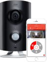 Piper NV NightVision - Home Security Wireless Cam - Nachtsicht - Schwarz