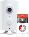 Piper NV NightVision - Home Security Wireless Cam - Nachtsicht - Weiss