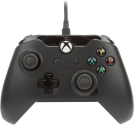 PDP Wired Controller - Xbox One/PC - nero