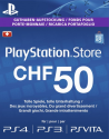 Sony PlayStation Network Card CHF 50.-