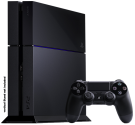 Sony PlayStation 4 500GB, schwarz