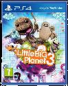 Little Big Planet 3, PS4, multilingue