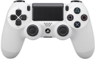 Sony PlayStation DUALSHOCK 4 Wireless Controller, weiss