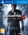 Uncharted 4: A Thief's End, PS4, multilingual