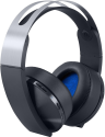 Sony Playstation Wireless Headset - Platin-Edition - 7.1 Surround Sound - Schwarz/Silber