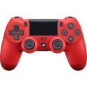 Sony Playstation DUALSHOCK 4 - Wireless-Controller - Redesigned - Rot
