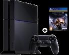 Sony PlayStation 4 + Destiny - König der Besessenen SE, französisch