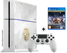 Sony PlayStation 4 Limited Destiny Edition, französisch