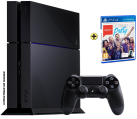 Sony Playstation 4 500GB + SingStar: Ultimate Party, multilingual