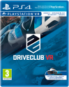 Driveclub VR, PS4, VR, multilingual