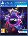 VR Worlds, PS4, VR, multilingual