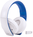 SONY Wireless Stereo Headset 2.0, PS4, weiss