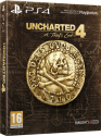 Uncharted 4: A Thief's End - Special Edition, PS4, multilingual