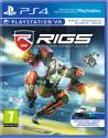 RIGS: Mechanized Combat League, PS4, VR, multilingua