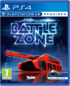 Battlezone, PS4, VR, multilingual