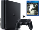 Sony PS4 Slim + The Last Guardian - Konsole - 1 TB HDD - Schwarz
