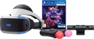 Sony Playstation VR Bundle - Camera+Move Twin Pack+VR Worlds - PS4