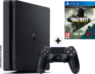 Sony PS4 Slim + Call of Duty: Infinite Warfare Legacy (DLC) - Console - 1 TB HDD - nero - tedesco