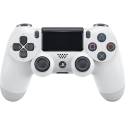 Sony Playstation DUALSHOCK 4 - Wireless-Controller - Redesigned - Weiss