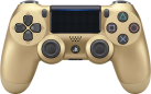 Sony Playstation DUALSHOCK 4 - Wireless-Controller - Redesigned - Gold