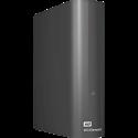 Western Digital Elements Desktop - Disque dur externe - 2 To - Noir