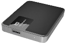WD My Passport for Mac WDBCGL0020BSL 2 TB, schwarz