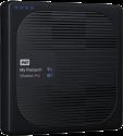 WD My Passport Wireless Pro WDBSMT0030BBK - Lecteur réseau - 3 To - Noir