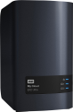 Western Digital My Cloud EX2 Ultra - NAS - 8 TB - Grau