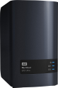 Western Digital My Cloud EX2 Ultra - NAS - 16 TB - Grau