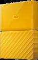 Western Digital My Passport - Disque dur externe - Capacité 1 To - jaune