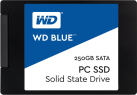 Western Digital Blue PC SSD - Hard Disk interno SSD - Capacità 250 GB - nero/blue