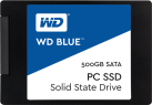 Western Digital Blue PC SSD - Hard Disk interno SSD - Capacità 500 GB - nero/blue