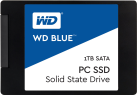 Western Digital Blue PC SSD - Interne Festplatte SSD - Kapazität 1 TB - Schwarz/Blau