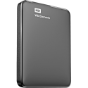 WD Elements Portable WDBUZG0010BBK - Disque dur externe - 1 To - Noir