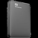 WD Elements Portable WDBUZG0010BBK - Externe Festplatte - 1 TB - Schwarz