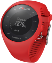 Polar M200 - Laufuhr mit GPS - Pulsmesser am Handgelenk - Rot