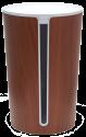 bluelounge CableBin, legno buio