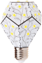 nanoleaf Bloom E27, blanc arctic
