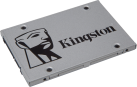 Kingston SSDNow UV400 - Festplatte - 480GB - Grau