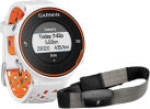 GARMIN Forerunner 620 + HR, weiss/orange