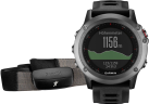 GARMIN fēnix 3 Performer Bundle, grau
