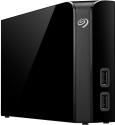 SEAGATE Festplatte Backup Plus Hub 6TB - USB 3.0 - Schwarz