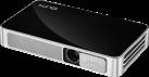 vivitek Qumi Q3 Plus - Pocket Beamer - 19 -100 - schwarz