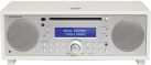 Tivoli Audio Music System+, Weiss