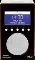 Tivoli Audio PAL+ BT, schwarz/weiss
