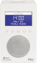 Tivoli Audio PAL+ BT, weiss