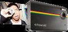 Polaroid Z2300 - Sofortbildkamera - 10 MP - Schwarz