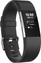fitbit Charge 2 - Activity-Armband - L - Schwarz/Silber